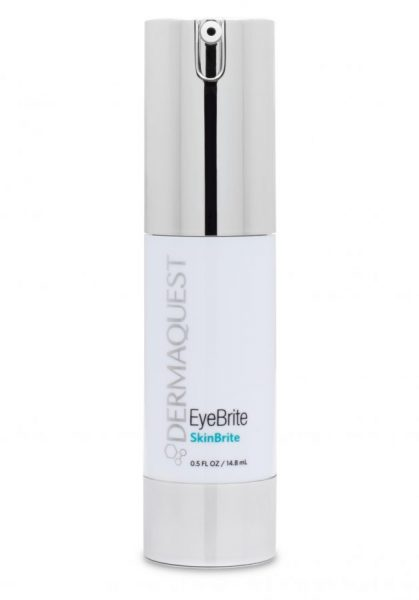 Dermaquest – EyeBrite Rozjaśniający krem pod oczy z tendencją do zasinień i opuchnięć