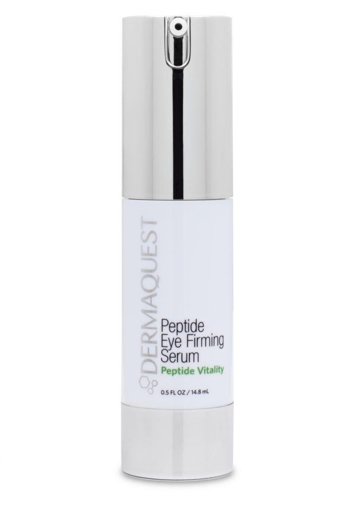 Dermaquest – Peptide Eye Firming Serum – Intensywne serum przeciwzmarszczkowe wokół oczu z peptydami biomimetycznymi