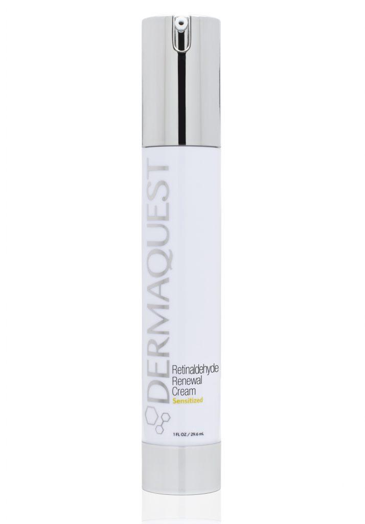 Dermaquest – Retinaldehyde Renewal Cream Krem do skóry naczynkowej, z trądzikiem różowatym