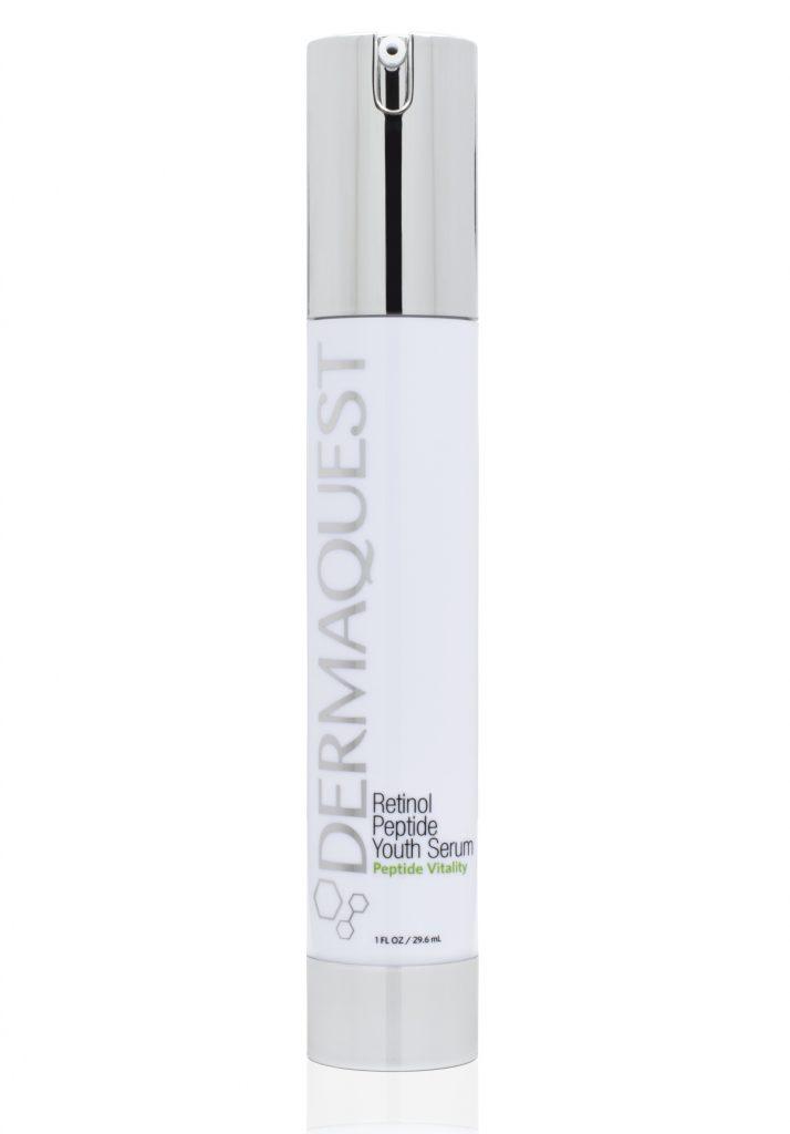 Dermaquest – Retinol Peptide Youth Serum – Peptydowe serum ujędrniające z czystym retinolem