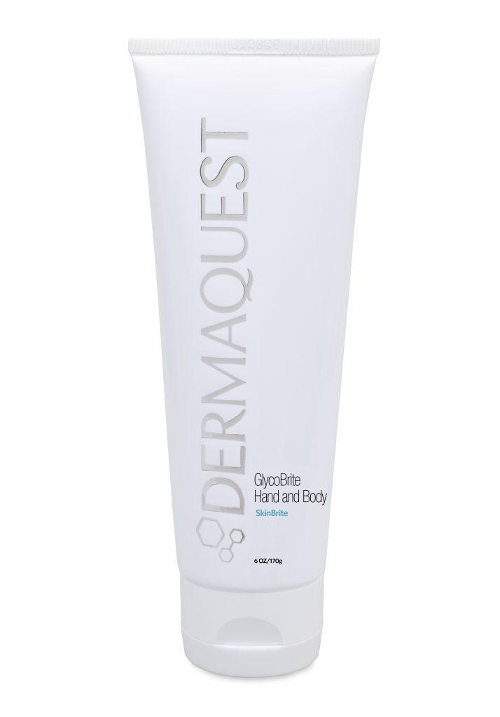Dermaquest – GlycoBrite Hand and Body Rozjaśniająco-przeciwstarzeniowy krem do rąk i ciała