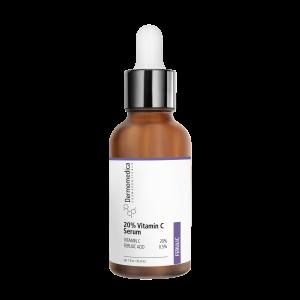 Dermomedica – 20% Vitamin C Serum do twarzy z witc C i kwasem felurowym