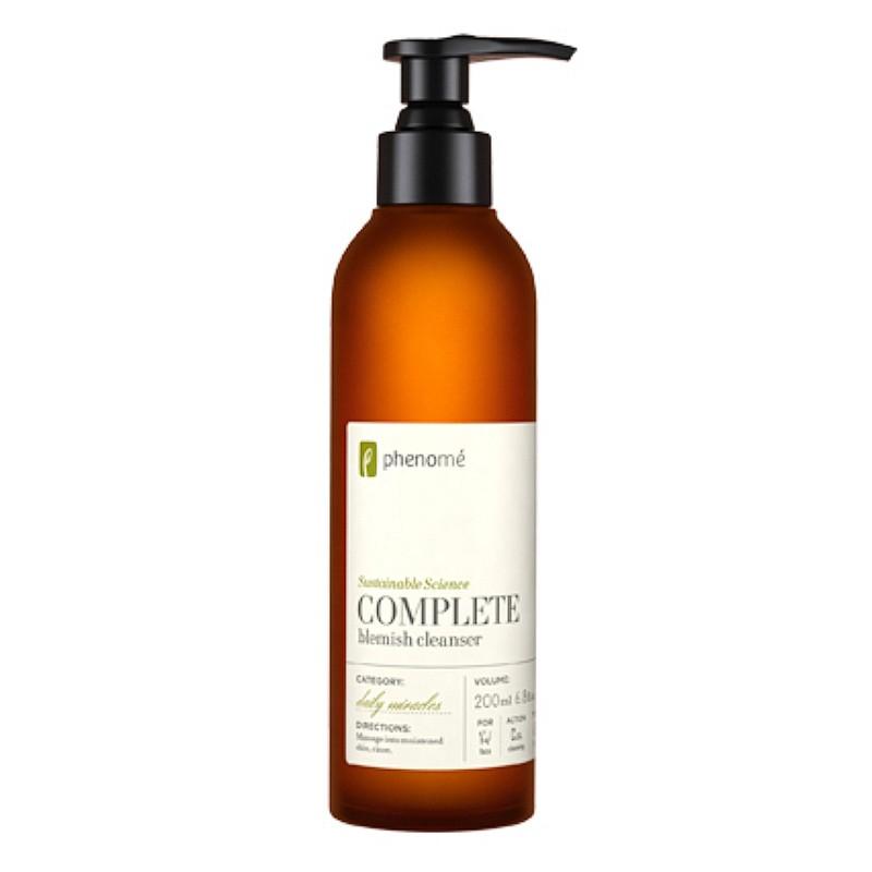 Phenome – COMPLETE blemish cleanser Żel do mycia skóry tłustej i mieszanej