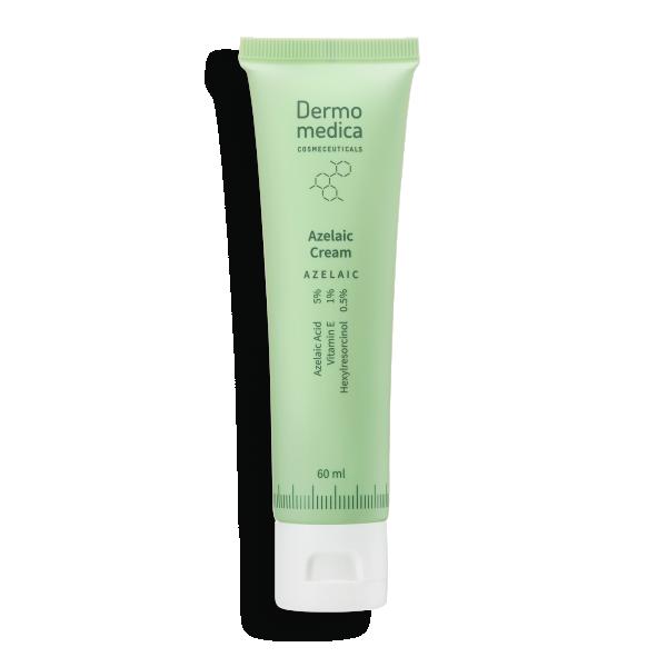 Dermomedica –  Azelaic Cream Krem przeciwtrądzikowy i przeciwzaskórnikowy,60ml