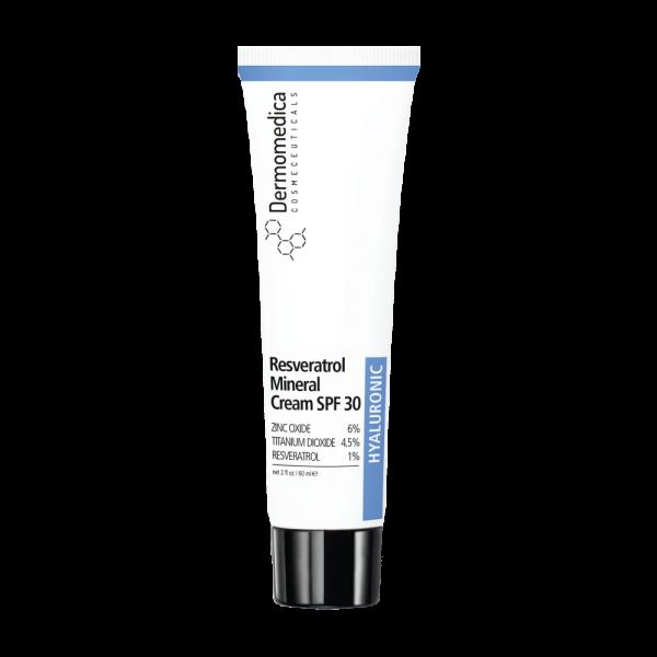 Dermomedica – Resveratrol Mineral Cream SPF 30 Krem z filtrem mineralnym