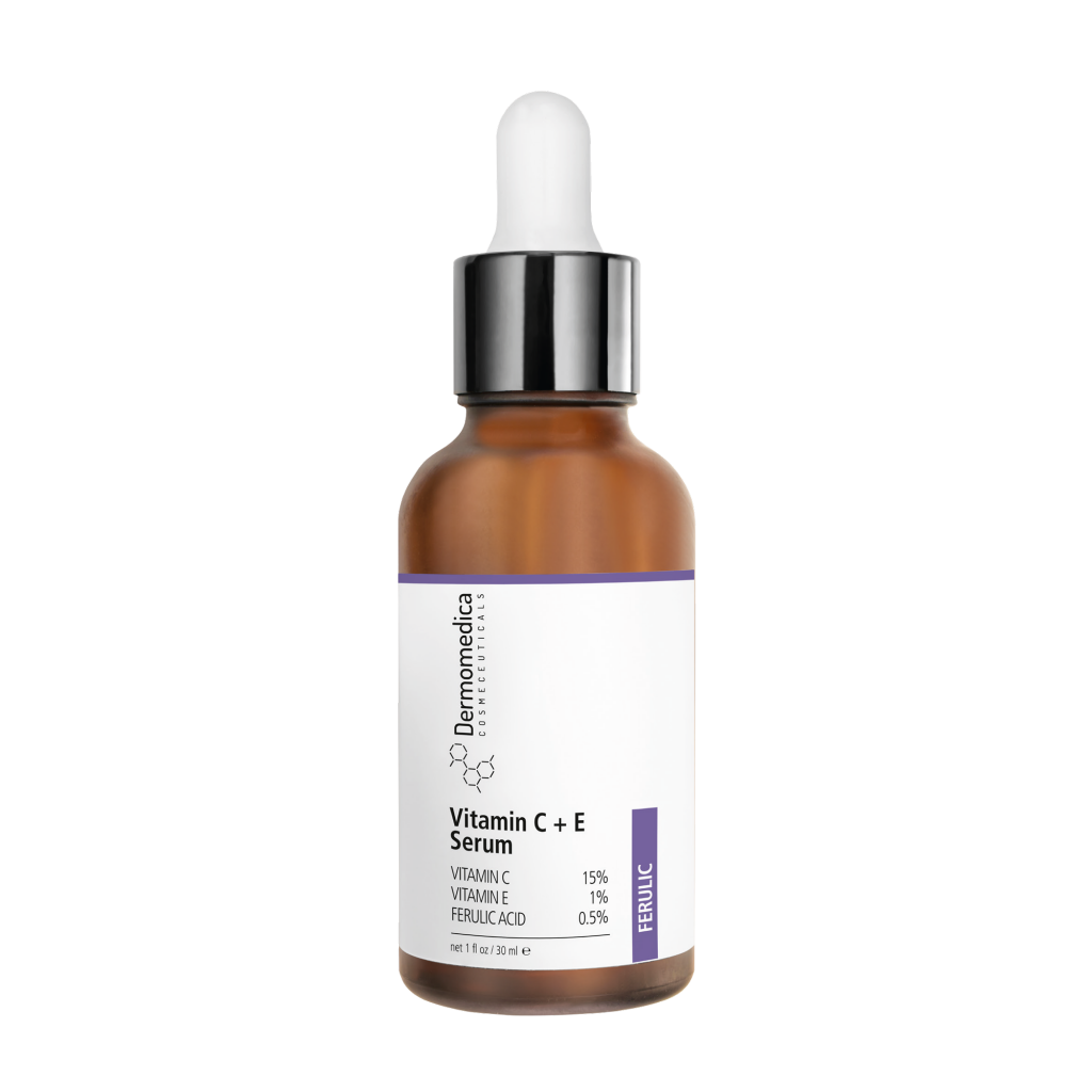 Dermomedica – Vitamin C+E Serum antyoksydacyjne serum do twarzy