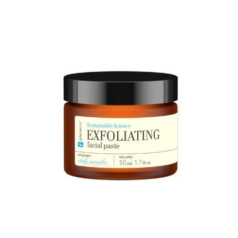 Phenome – EXFOLIATING facial paste Pasta peelingująca z drobinkami kwarcu i proszkiem ryżowym