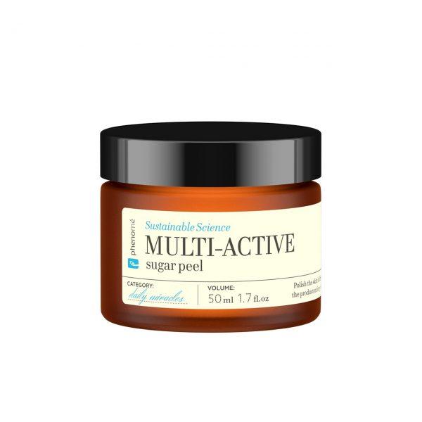 Phenome – MULTI ACTIVE Sugar Peel Cukrowy peeling i maska 2 w 1
