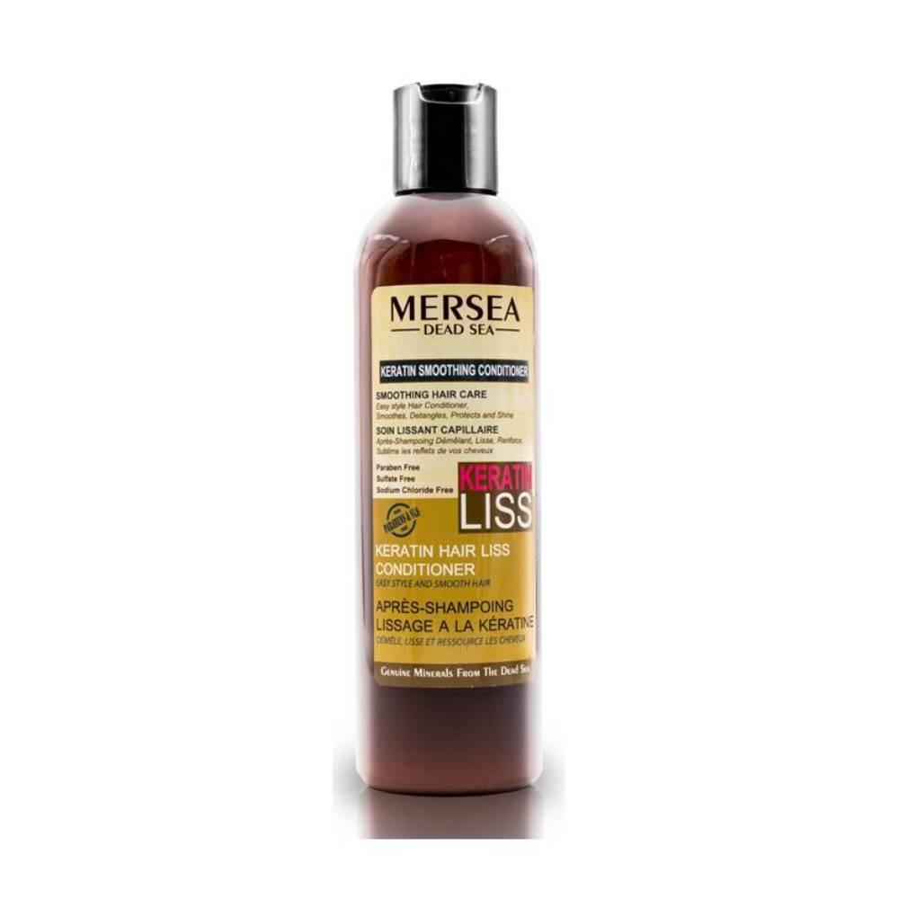 MERSEA DEAD SEA  Keratin Smoothing Conditioner – Keratynowa odżywka do włosów