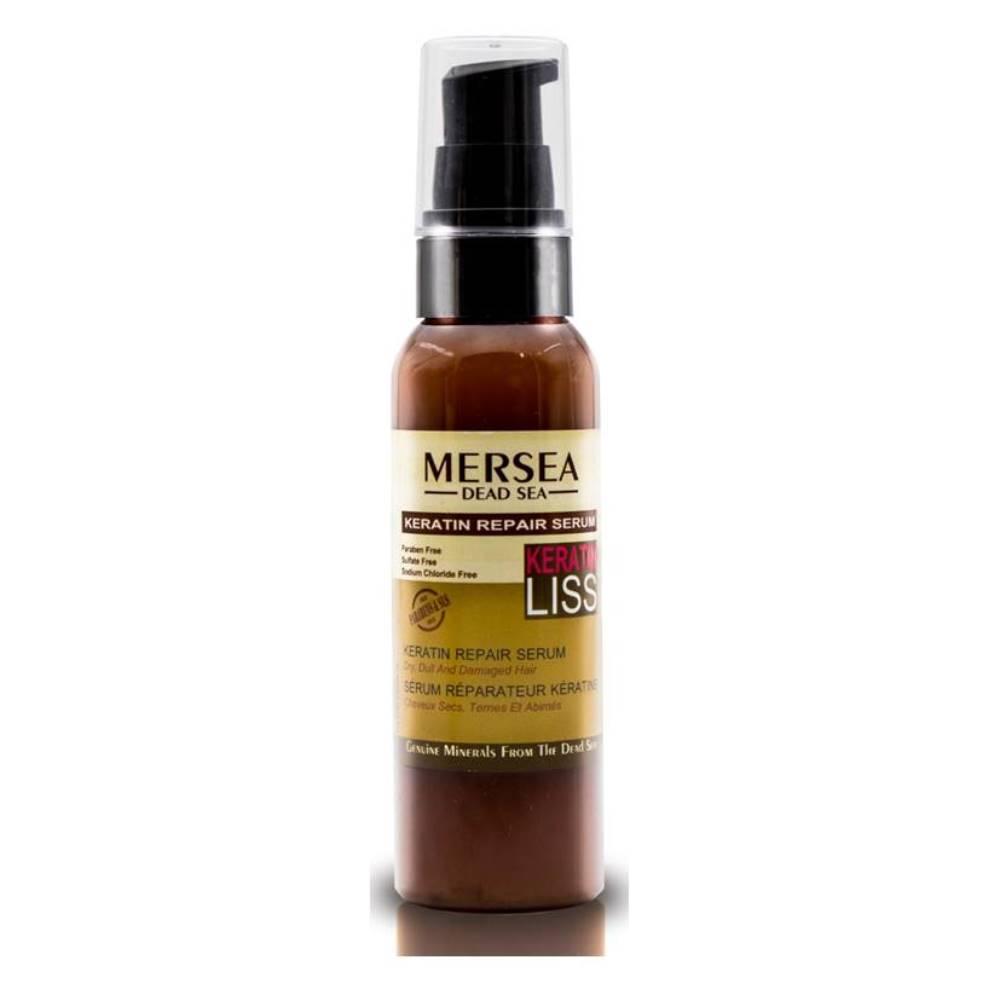 MERSEA DEAD SEA KERATIN REPAIR SERUM – Serum do włosów obudowujące