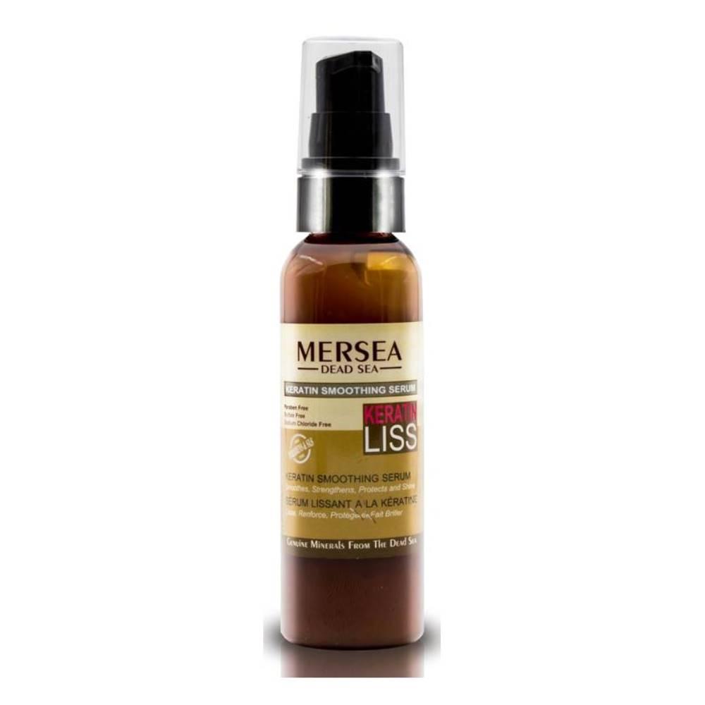 MERSEA DEAD SEA KERATIN SMOTHING SERUM – Wygładzające serum keratynowe do włosów