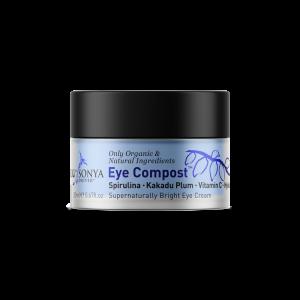 Eco by Sonya – Eye Compost – Super naturalny rozjaśniający krem pod oczy