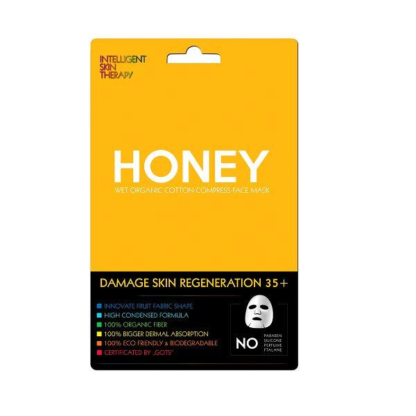 INTELLIGENT SKIN THERAPY – Maska w płacie z ekstraktem miodu i proteinami