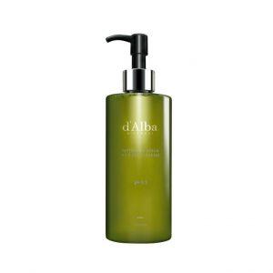 d'Alba – Peptide No-Sebum Mild Gel Cleanser – Łagodny żel do mycia twarzy 300 ml