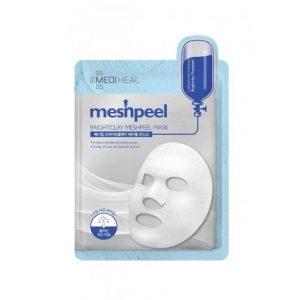 Mediheal – Meshpeel Brightclay Meshpeel Mask maska oczyszczająca z białą glinką