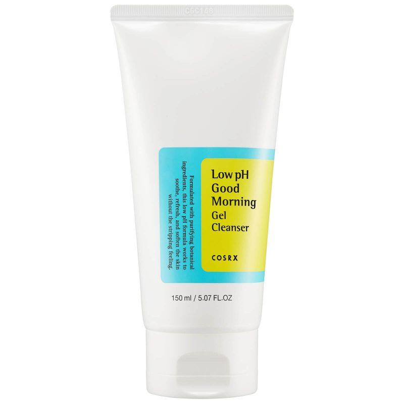 COSRX Low pH Good Morning Gel Cleanser – Oczyszczający żel do twarzy