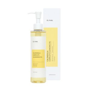 iUNIK – Calendula Complete Cleansing Oil Olejek do demakijażu z ekstraktem z nagietka