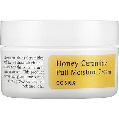 COSRX – Honey Ceramide Full Moisture Cream – Nawilżający Krem Do Twarzy Z Ceramidami I Ekstraktem Z Miodu Manuka
