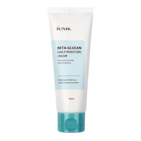 iUNIK – Beta-Glucan Daily Moisture Cream – krem nawilżający z beta-glukanem
