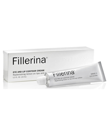 Fillerina Eye And Lip Contour Cream Grade 3 – Krem modelujący do okolic oczu i ust STOPIEŃ 3 15ml