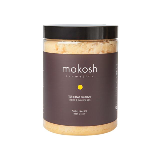 Mokosh – Sól jodowo – bromowa do kąpieli i peelingu 1200g