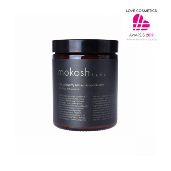 Mokosh – Specjalistyczny balsam antycellulitowy ICON Wanilia z tymiankiem