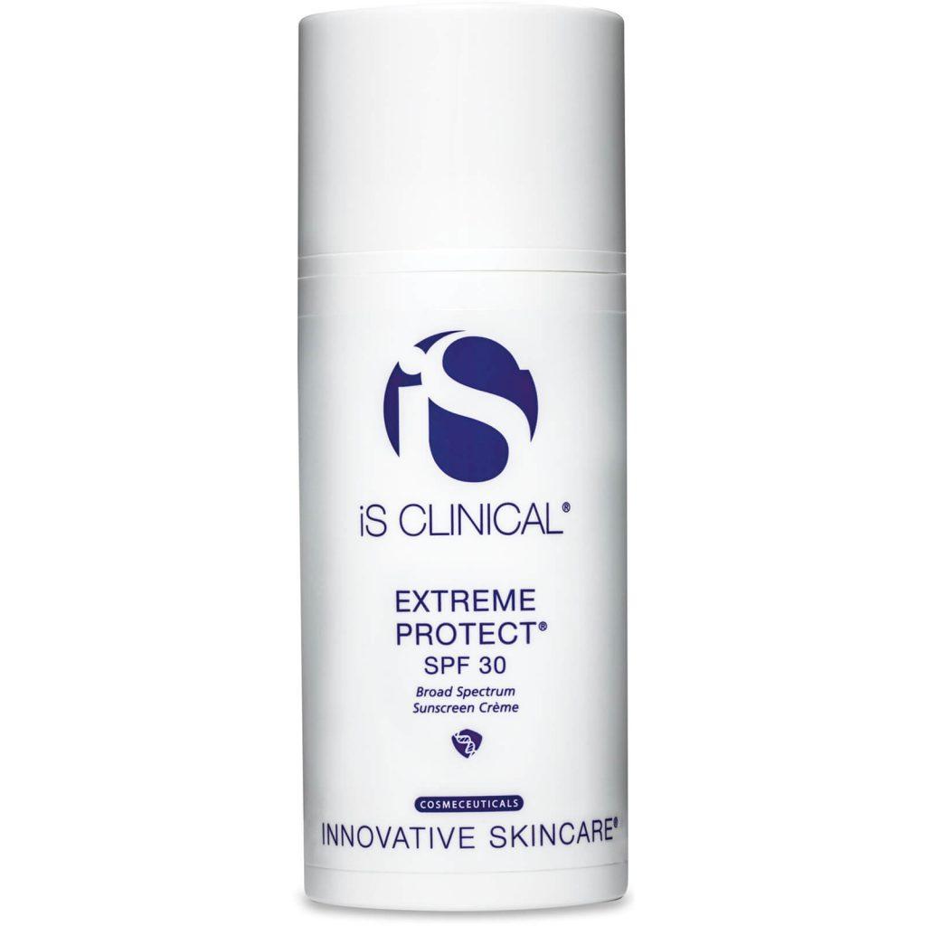 iS Clinical – Extreme Protect SPF 30 Krem odbudowujący, nawilżający, z ochroną UVA/UVB 100 g
