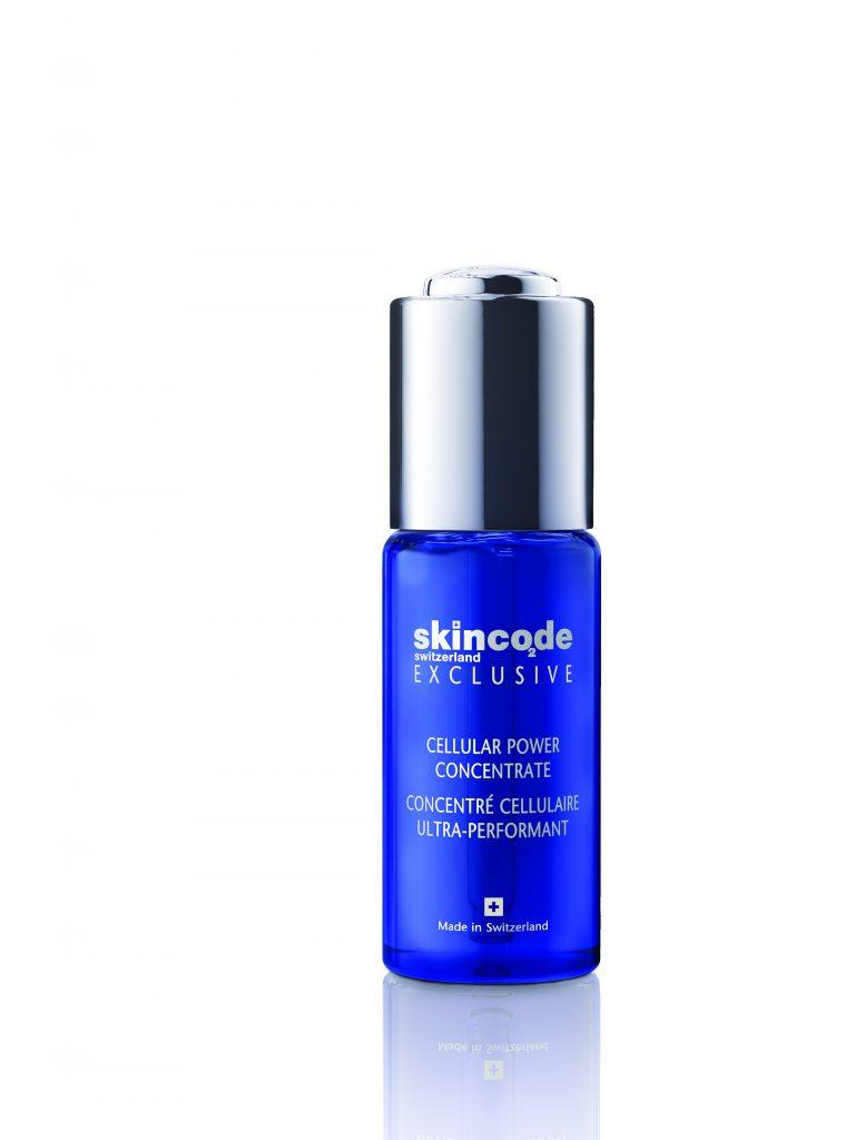 Skincode – Cellular Power Concentrate- Koncentrat intensywnie regenerujący komórki skóry