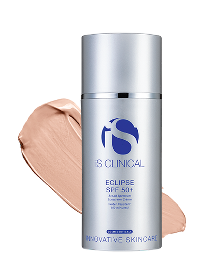 iS Clinical – Eclipse SPF 50 Beige Krem ochronny beżowy 100 g