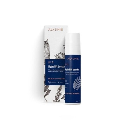 Alkemie, ANTI AGE, Hydrolift booster – Koncentrat hydro-liftingujący