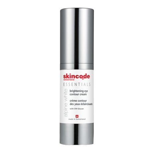 Skincode – Brightening Eye Contour Cream – Rozjaśniający krem pod oczy