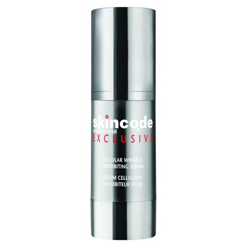 Skincode – Cellular Wrinkle Prohibiting Serum – Przeciwzmarszczkowe serum regenerujące komórki skóry