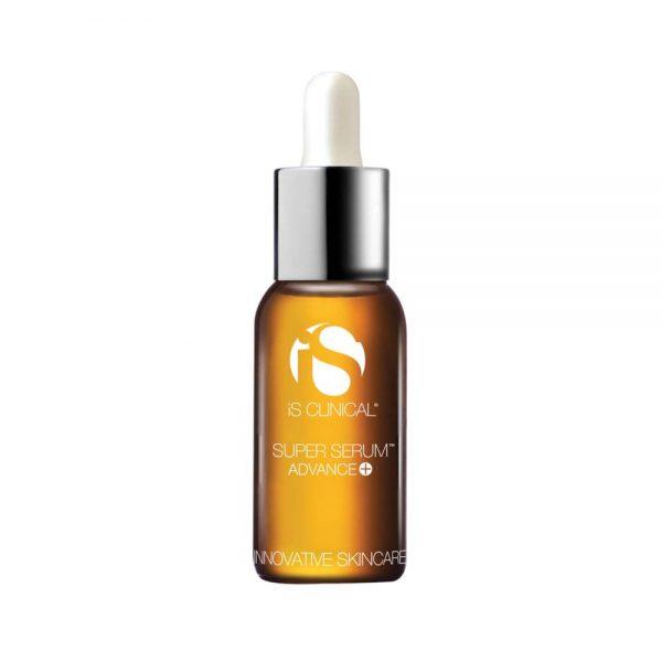 iS Clinical – Super Serum Advance+ Serum przeciwzmarszczkowe antyoksydacyjne i rozjaśniające 15 ml