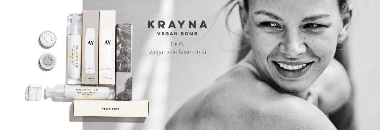 by KRAYNA – polska wegańska marka w Cosmetin!
