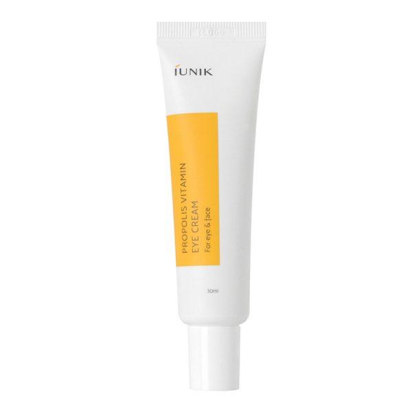 iUNIK – Propolis Vitamin Eye Cream – witaminowy krem pod oczy z ekstraktem z propolisu