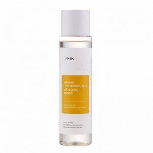 iUNIK – Vitamin Hyaluronic Acid Vitalizing Toner – Tonik o Działaniu Nawilżającym – 200ml