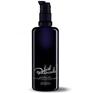 Lush Botanicals – Olejek hydrofilowy Goodbye Dirt – Emulgujacy olejek do mycia twarzy