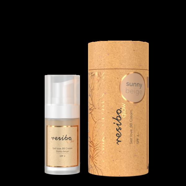Resibo – Self Love. BB Cream – Sunny Beige Krem BB SPF6 – Sunny beige 30 ml