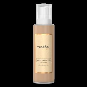 Resibo – MASTERTOUCH. Body Balm ultra glowing skin – Rozświetlający balsam do ciała 100ml
