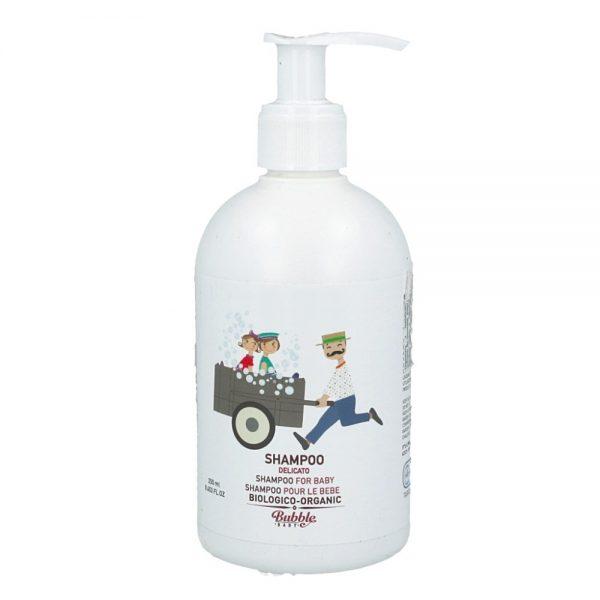 Bubble&Co – Organiczny Szampon dla Dzieci, 250 ml, 0m+