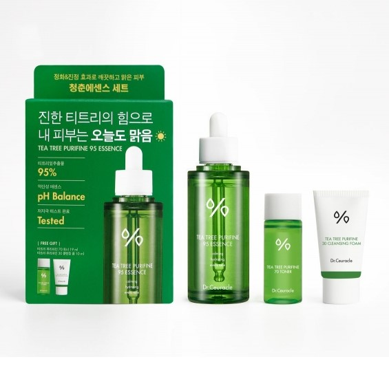 Dr.Ceuracle – Tea Tree Purifine 95 Essence Special Kit