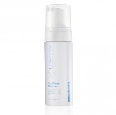 Dermomedica – Snail Foam Cleanser – Pianka do mycia twarzy z ekstraktem ze śluzu ślimaka prowitaminą B5 i beta-glukanem 150ml