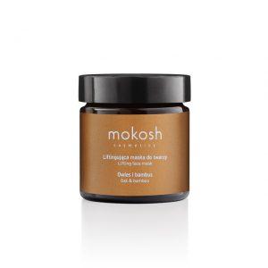 Mokosh – Liftingująca maska do twarzy Owies i bambus 60ml