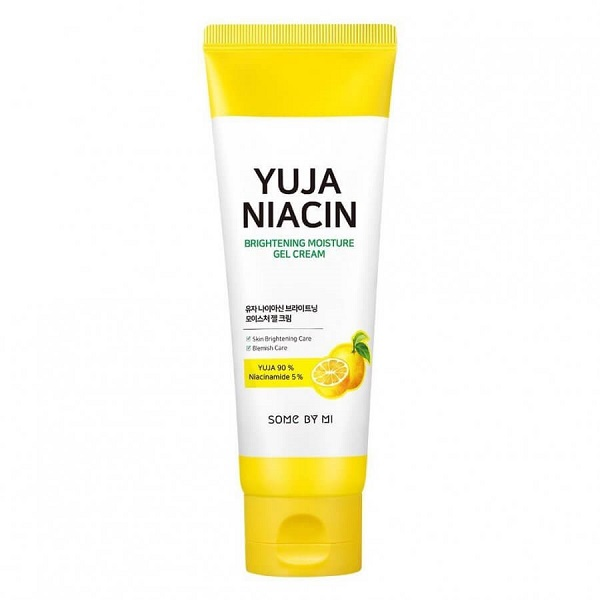 Some by Mi – Yuja Niacin Brightening Moisture Gel Cream – Rozjaśniający krem do twarzy  100ml
