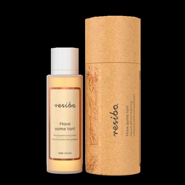Resibo – Have Some Tan! Naturalny tonik samoopalający do twarzy 100ml