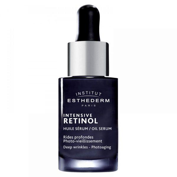 Esthederm – Intensive Retinol Serum Oleiste serum przeciwzmarszczkowe z retinolem 15 ml