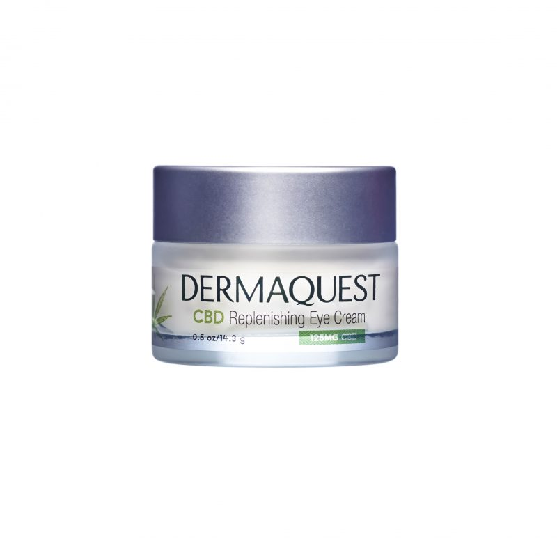 Dermaquest – CBD Replenishing Eye Cream Suplementacyjny krem na okolice oczu 14g