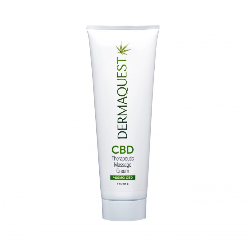 Dermaquest – CBD Therapeutic Massage Cream Suplementacyjny krem do masażu 229g