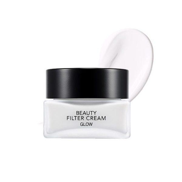 Son & Park Beauty Filter Cream Glow – Rozświetlający upiększający krem do twarzy 40g