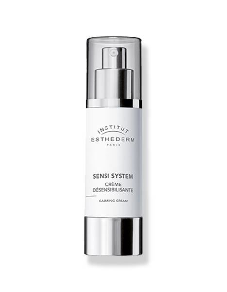 Esthederm – SENSI SYSTEM – Calming Cream Krem intensywnie łagodzący i nawilżający do skóry wrażliwej 50 ml
